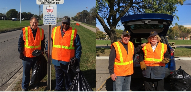 11 Mile Clean-up October 19, 2019