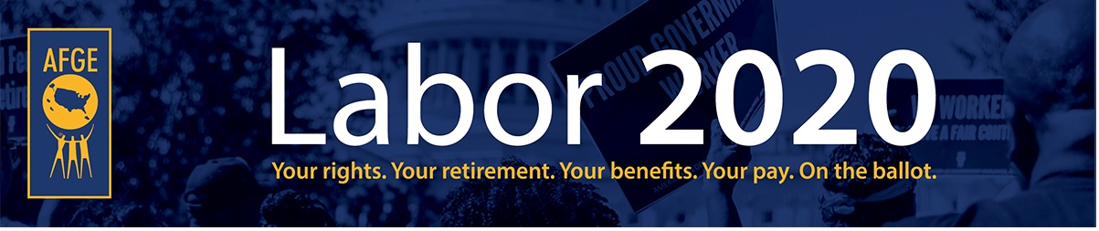 Labor 2020: Your rights. Your retirement. Your benefits. Your pay. On the ballot.